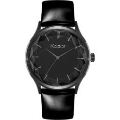 Zegarek damski. Czarne zegarki damskie Kazar, szklane. Za 649,00 zł.