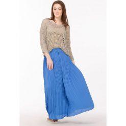 Długie spódnice: Plisowana spódnica maxi