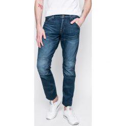 G-Star Raw - Jeansy 5620. Czarne jeansy męskie z dziurami marki G-Star RAW, l, z materiału, retro. W wyprzedaży za 399,90 zł.