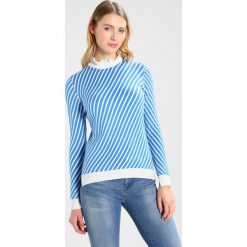 Swetry klasyczne damskie: Aaiko SIMONE VIS Sweter les blancs