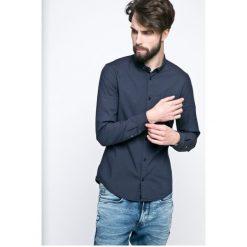 Guess Jeans - Koszula. Szare koszule męskie jeansowe Guess Jeans, l, button down, z długim rękawem. W wyprzedaży za 199,90 zł.