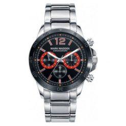Mark Maddox Zegarek Męski hm7003-75. Czerwone zegarki męskie Mark Maddox. W wyprzedaży za 299,00 zł.