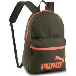 Plecak PUMA - Phase Backpack 075487 05 Forest Night. Zielone plecaki męskie Puma, z materiału, sportowe. Za 89,00 zł.
