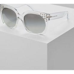 Michael Kors DESTIN Okulary przeciwsłoneczne clear crystal. Szare okulary przeciwsłoneczne damskie lenonki marki Michael Kors. Za 589,00 zł.