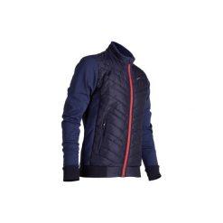 Ciepła kurtka do golfa męska. Niebieskie kurtki męskie marki QUECHUA, m, z elastanu. Za 149,99 zł.