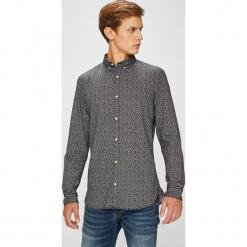 Produkt by Jack & Jones - Koszula. Czarne koszule męskie na spinki marki TOM TAILOR DENIM, l, z bawełny, button down, z długim rękawem. Za 89,90 zł.