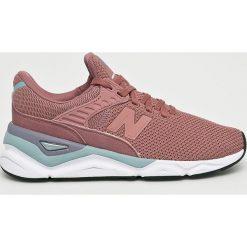 New Balance - Buty WSX90CLC. Szare buty sportowe damskie New Balance, z materiału. W wyprzedaży za 399,90 zł.