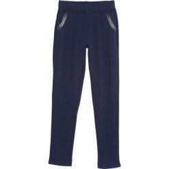 Granatowe Spodnie Dresowe Workers. Niebieskie spodnie dresowe damskie Born2be, l, z dresówki. Za 54,99 zł.