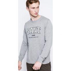 Swetry klasyczne męskie: Gant – Sweter