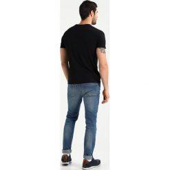 Koszulki polo: U.S. Polo Assn. INSTITUTIONAL TEE Tshirt z nadrukiem black