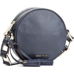 Torebka COCCINELLE - VV3 Minibag C5 VV3 15 81 10 Blu 011. Niebieskie listonoszki damskie Coccinelle. W wyprzedaży za 539,00 zł.