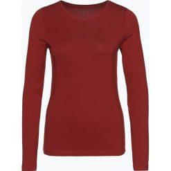 Franco Callegari - Damska koszulka z długim rękawem, czerwony. Zielone t-shirty damskie marki Franco Callegari, z napisami. Za 89,95 zł.