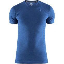 Craft Koszulka Sportowa Męska Fuseknit Comfort Ss Blue M. Białe odzież termoaktywna męska marki Craft, m. Za 119,00 zł.