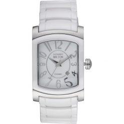 """Zegarki męskie: Zegarek kwarcowy """"Paxos"""" w kolorze białym"""