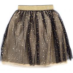 Spódnica. Żółte spódniczki dziewczęce z falbankami ELEGANT JUNIOR GIRL, z gumy. Za 59,90 zł.
