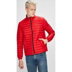Tommy Hilfiger - Kurtka puchowa. Różowe kurtki męskie pikowane marki TOMMY HILFIGER, l, z materiału. Za 799,90 zł.