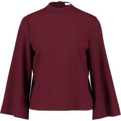 Bluzki asymetryczne: IVY & OAK Bluzka merlot