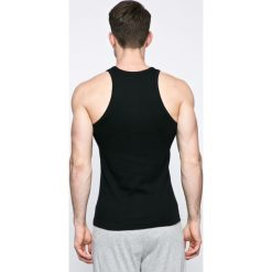 Henderson - T-shirt piżamowy. Szare piżamy męskie Henderson, l, z bawełny, z krótkim rękawem. Za 29,90 zł.