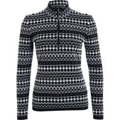 Bluzy polarowe: Icepeak CHER  Bluza z polaru black