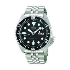 Zegarki męskie: Seiko SKX007K2 - Zobacz także Książki, muzyka, multimedia, zabawki, zegarki i wiele więcej