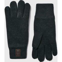 Only & Sons - Rękawiczki. Czarne rękawiczki męskie Only & Sons, z dzianiny. W wyprzedaży za 49,90 zł.