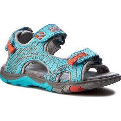 Sandały dziewczęce: Sandały JACK WOLFSKIN – Acora Sandal G 4022511 Lake Blue D