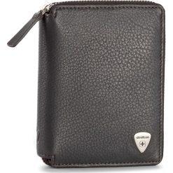 Duży Portfel Męski STRELLSON - Harrison 4010001475 Dark Brown 702. Brązowe portfele męskie marki Strellson, ze skóry. W wyprzedaży za 189,00 zł.