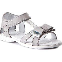 Sandały dziewczęce: Sandały KORNECKI – 03733 M/Popiel/S