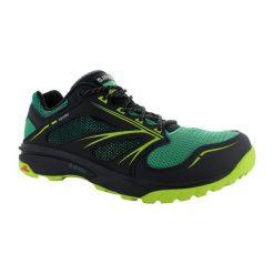 Buty trekkingowe męskie: Hitec Multiplex Buty męskie Speed-Life Breathe Ultra Black/Blarney/Limoncello r. 39