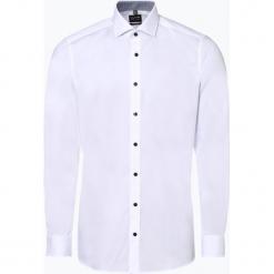 Olymp Level Five - Koszula męska łatwa w prasowaniu, czarny. Czarne koszule męskie na spinki marki Cropp, l. Za 149,95 zł.