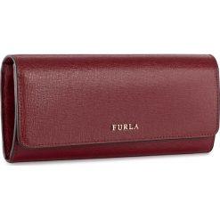 Duży Portfel Damski FURLA - Babylon 928878 P PS12 B30 Ciliegia. Czerwone portfele damskie Furla, ze skóry. Za 700,00 zł.