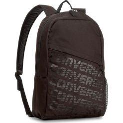 Plecak CONVERSE - 10003913-A01 001. Czarne plecaki damskie Converse, z materiału, sportowe. W wyprzedaży za 119,00 zł.