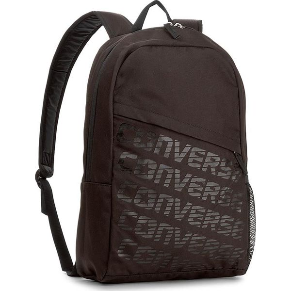 a278b58c57803 Plecak CONVERSE - 10003913-A01 001 - Czarne plecaki męskie marki Converse