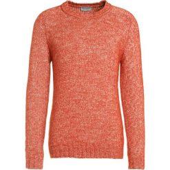 Swetry klasyczne męskie: John Smedley STORR Sweter flare orange