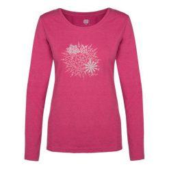Loap Koszulka Damska Babla, Różowa M. Czerwone bluzki sportowe damskie Loap, m, z nadrukiem, z bawełny, z długim rękawem. Za 79,00 zł.