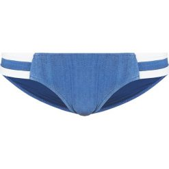 Bikini: Seafolly BLOCK PARTY SPLICED HIPSTER Dół od bikini denim