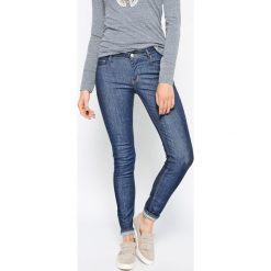Levi's - Jeansy 710 Innovation Super Skinny. Brązowe jeansy damskie rurki marki Levi's®. Za 329,90 zł.