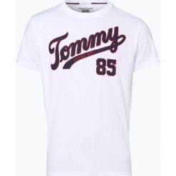 Tommy Jeans - T-shirt męski, czarny. Czarne t-shirty męskie Tommy Jeans, l, z bawełny. Za 179,95 zł.