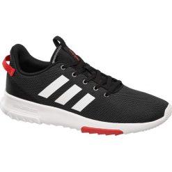 Buty męskie Adidas Cf Racer Tr adidas czarne. Czarne halówki męskie marki Adidas, z kauczuku. Za 299,90 zł.