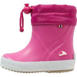 Viking ALV Kalosze fuchsia. Czerwone buty zimowe damskie Viking, z kauczuku. Za 139,00 zł.