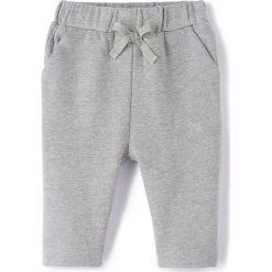 Spodnie niemowlęce: Spodnie moltonowe 0-24 m-cy