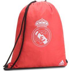 Plecak adidas - Real 3RD Gb DQ1437  Recor/Vivred. Czerwone plecaki męskie Adidas, z materiału, sportowe. Za 69,95 zł.