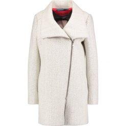 Płaszcze damskie pastelowe: Spoom SARA Krótki płaszcz white