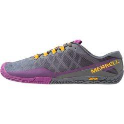Merrell VAPOR GLOVE 3 Obuwie do biegania neutralne turbulence. Niebieskie buty do biegania damskie marki Merrell, z materiału. Za 399,00 zł.