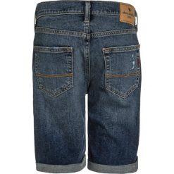 Abercrombie & Fitch Szorty jeansowe medium wash. Niebieskie spodenki chłopięce Abercrombie & Fitch, z bawełny. Za 149,00 zł.