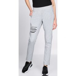 Jasnoszare Spodnie Dresowe Drama. Szare spodnie dresowe damskie marki New Balance, xs, z dresówki. Za 54,99 zł.