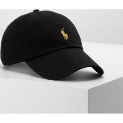 Czapki męskie: Polo Ralph Lauren Czapka z daszkiem black