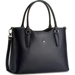 Torebka CREOLE - K10273 Granat. Niebieskie torebki klasyczne damskie Creole, ze skóry. W wyprzedaży za 299,00 zł.