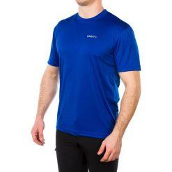 Craft Koszulka męska Prime Tee niebieska r. XL (199205-1345). Białe koszulki sportowe męskie marki Craft, m. Za 63,76 zł.