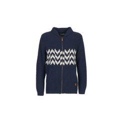 Swetry rozpinane / Kardigany Billabong  BAYFIELD. Niebieskie kardigany męskie Billabong, m. Za 495,20 zł.